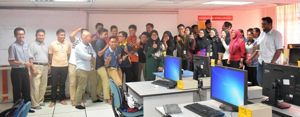 Kursus ICT percuma Network & System Administration di Politeknik Behrang