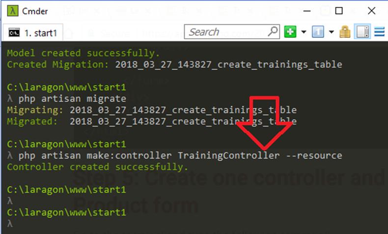 php-artisan-make-controller