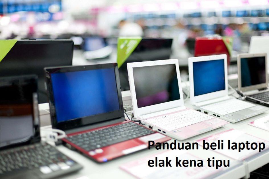 Panduan Beli Laptop 2021 Elak Kena Tipu Recond Fstm Kuis