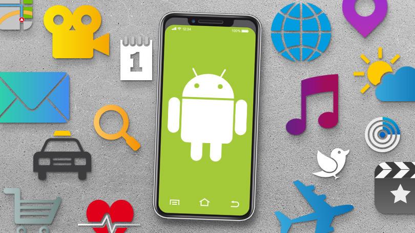 sains komputer - Android apps
