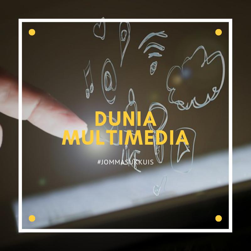Dunia multimedia terbaik di KUIS Malaysia