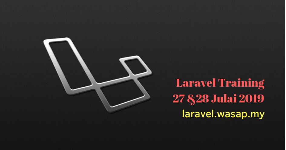 Kursus Laravel FSTM 2019