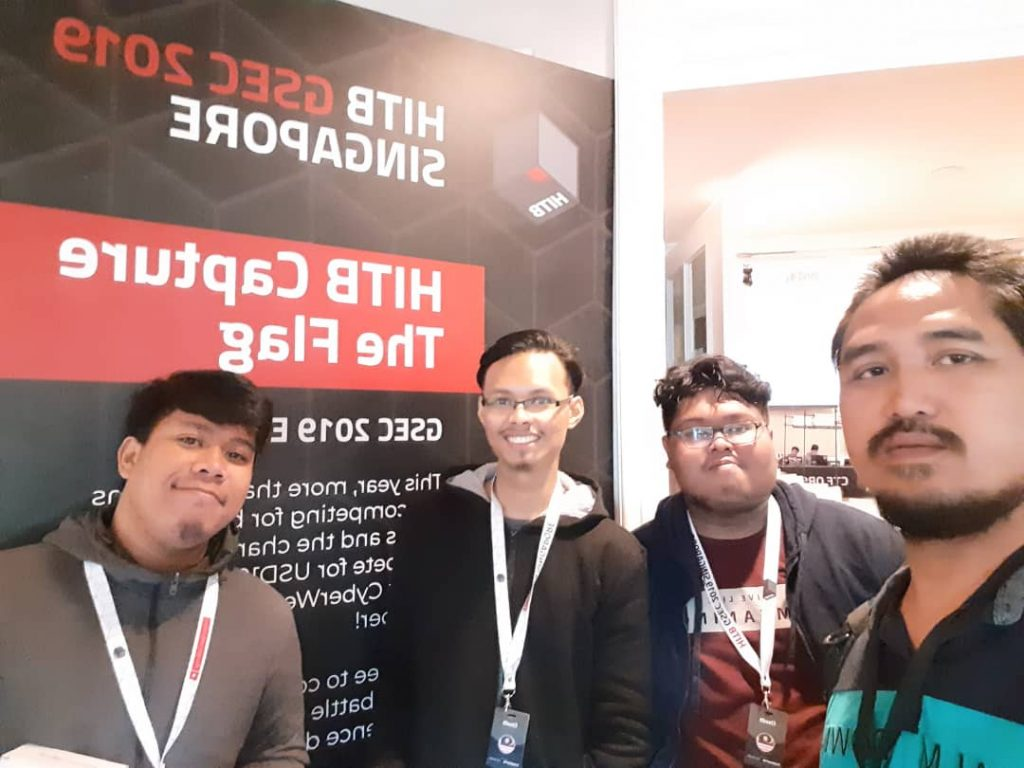 Cloud9 HITB-SG 2019 Hack in the Box Singapore