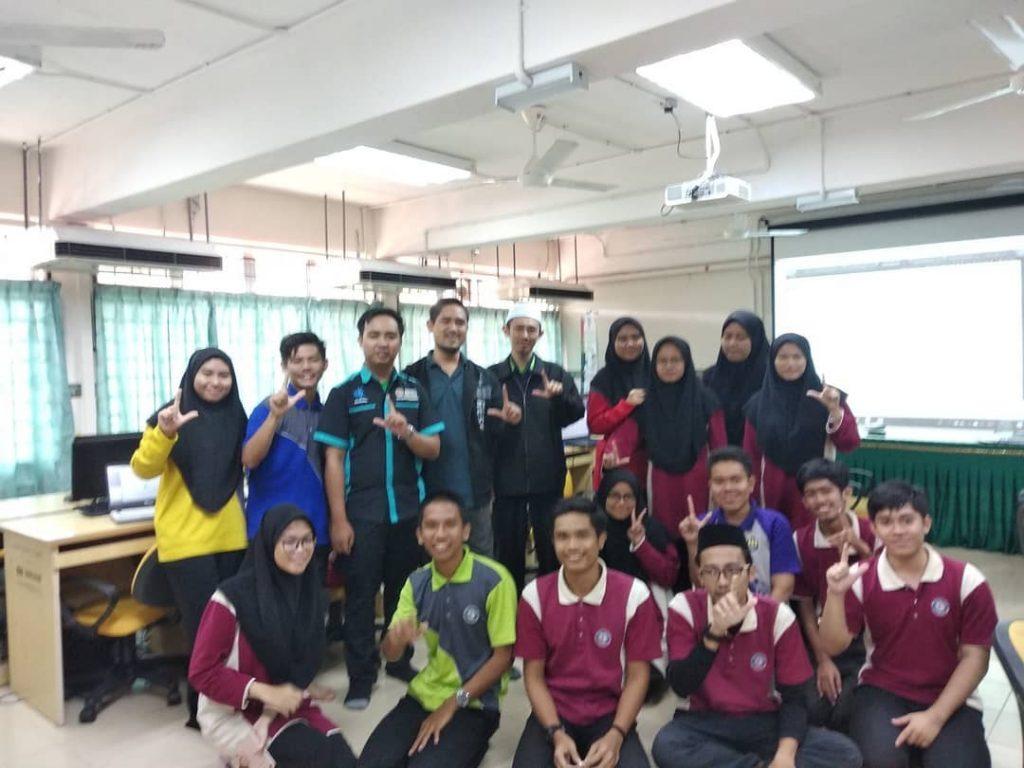 Kursus Laravel Kolej Vokasional Jasin Melaka Ogos 2019