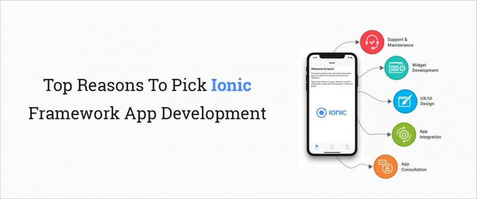 Pembangunan menggunakan IONIC - berbilang platform, kerangka sumber terbuka, kod lebih mudah berasaskan HTML