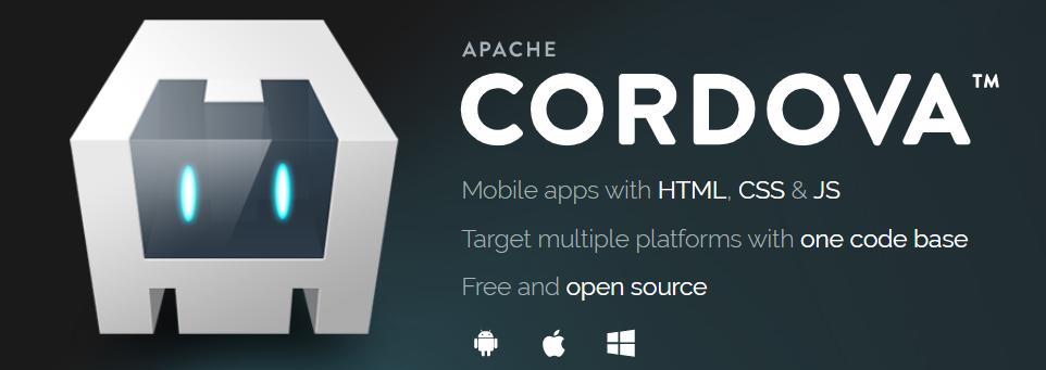 Apache Cordova membolehkan pembangun membina aplikasi mobile menggunakan CSS , HTML & Javascript yang bersifat berbilang platform