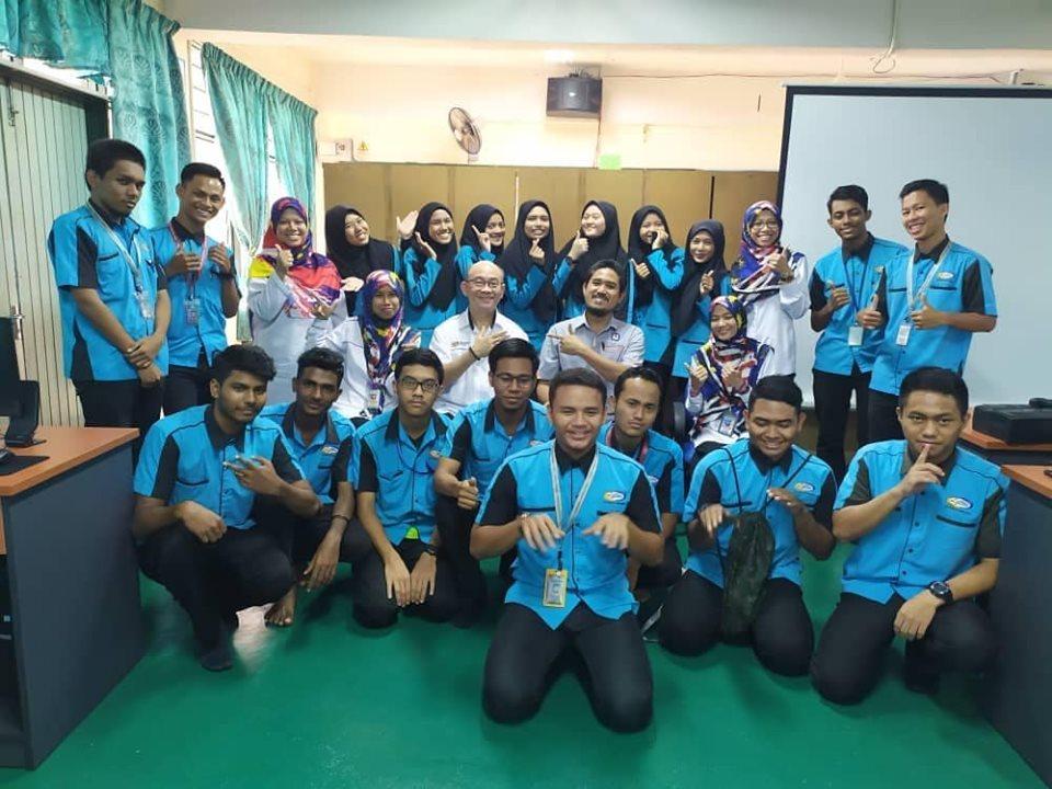 September 2019 kursus Laravel bersama Kolej Vokasional Sungai Petani.