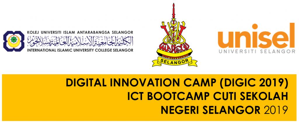 ICT Bootcamp 2019 Selangor
