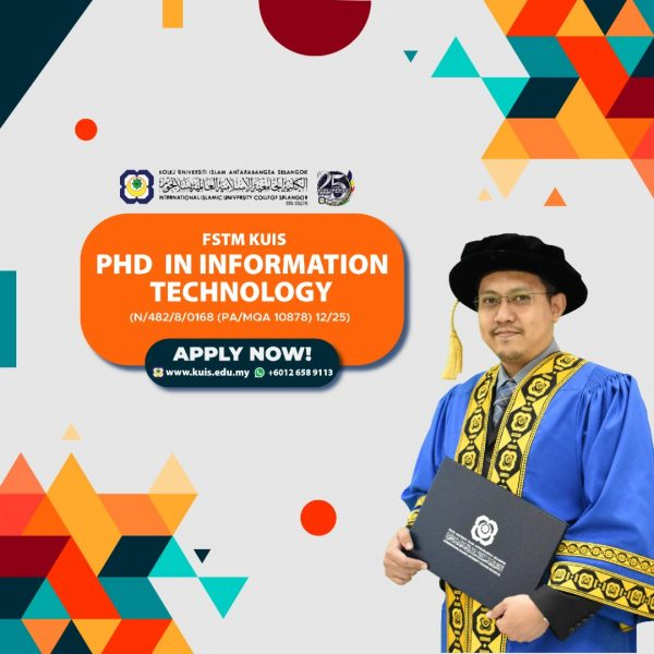 Doctor of philosophy information technology, postgraduate education, masters information technology, masters creative multimedia